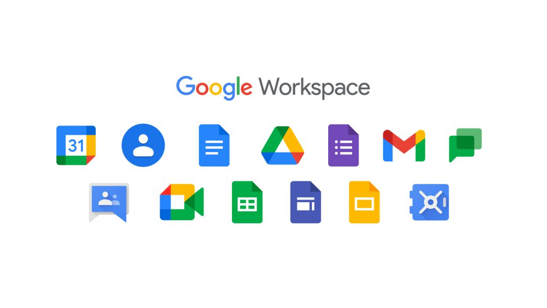 Workshop – G-suite (Google Workspace)  Alle leeftijden